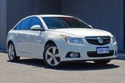 2013 Holden Cruze JH Series II MY13 CD White 6 Speed Sports Automatic Sedan Osborne Park Stirling Area Preview