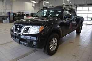 2016 Nissan Frontier SV CREW CAB 4X4 Accident Free,  Bluetooth,
