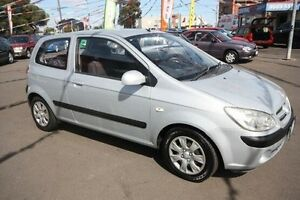 2006 Hyundai Getz TB MY06 Silver 4 Speed Automatic Hatchback Kingsville Maribyrnong Area Preview