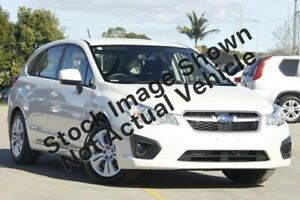 2012 Subaru Impreza MY12 2.0I (AWD) White Continuous Variable Hatchback Phillip Woden Valley Preview