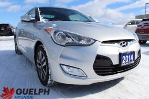 2014 Hyundai Veloster w/Tech ONE OWNER