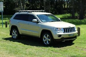 2011 Jeep Grand Cherokee WK MY2011 Limited Sandstone Sports Automatic Wagon Port Macquarie Port Macquarie City Preview