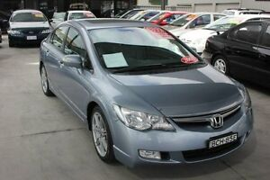 2007 Honda Civic 40 VTi-L Silver 5 Speed Manual Sedan Mitchell Gungahlin Area Preview