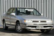1991 Subaru Liberty GX Silver 4 Speed Automatic Sedan Blair Athol Port Adelaide Area Preview