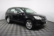 2011 Honda CR-V RE MY2011 Luxury 4WD Black 5 Speed Automatic Wagon Edwardstown Marion Area Preview