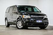 2014 Chrysler Grand Voyager RT 5th Gen MY13 Limited Black Metallic 6 Speed Automatic Wagon Welshpool Canning Area Preview