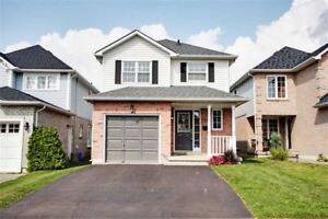 ***3 + 2 Bedroom detached 2 storey home in North Oshawa Area