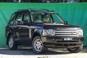 2005 Land Rover Range Rover L322 05MY HSE Blue 5 Speed Automatic Wagon Ringwood East Maroondah Area Preview