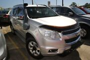 2015 Holden Colorado 7 RG MY16 LTZ Silver 6 Speed Sports Automatic Wagon Buderim Maroochydore Area Preview
