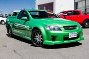 2008 Holden Ute VE SS V Green 6 Speed Sports Automatic Utility Myaree Melville Area Preview
