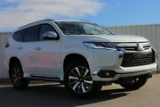 2017 Mitsubishi Pajero Sport QE MY17 GLS White Solid 8 Speed Sports Automatic Wagon South Morang Whittlesea Area Preview