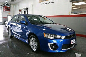 2017 MITSUBISHI LANCER ES AWC **PRICED FOR QUICK SALE**