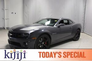 2011 Chevrolet Camaro 2SS RS PACKAGE Leather,  Heated Seats,  Bl