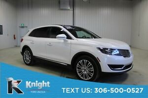2016 Lincoln MKX Reserve NavIgation, Moon Roof