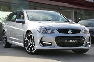 2016 Holden Commodore VF II MY16 SS V Sportwagon Nitrate 6 Speed Sports Automatic Wagon Waitara Hornsby Area Preview