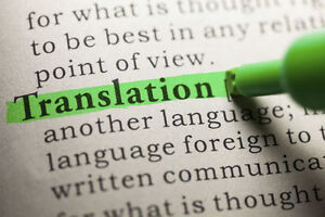 English<>Arabic Translation and Subtitling Services