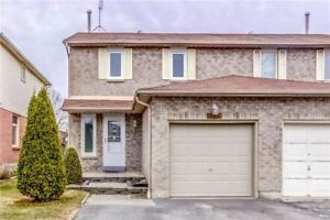 Lovely 3 Bdrm Semi Home Has New Laminate Throughout *PICKERING*
