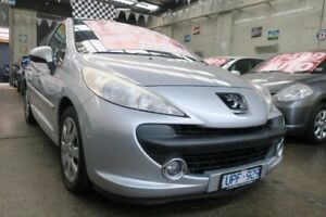 2007 Peugeot 207 XT HDI 5 Speed Manual Hatchback Mordialloc Kingston Area Preview