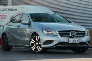 2014 Mercedes-Benz A200 W176 D-CT Silver 7 Speed Sports Automatic Dual Clutch Hatchback Adelaide CBD Adelaide City Preview