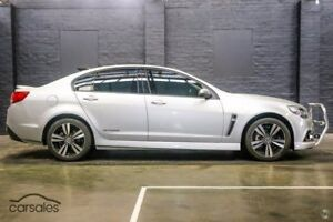 2015 Holden Commodore VF MY15 SV6 Storm Nitrate 6 Speed Sports Automatic Sedan