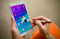 Samsung Galaxy Note 4 White - New in Box - Wind (with receipt)