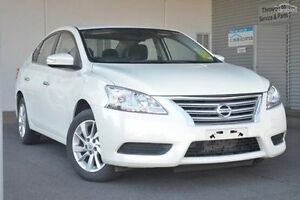 2016 Nissan Pulsar B17 Series 2 ST White 1 Speed Constant Variable Sedan Berwick Casey Area Preview