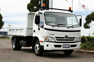 2007 Hino 300 White Welshpool Canning Area Preview