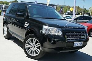 2010 Land Rover Freelander 2 LF 10MY Td4 SE Black 6 Speed Sports Automatic Wagon Pearce Woden Valley Preview