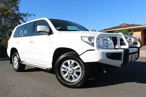 2011 Toyota Landcruiser White Sports Automatic Wagon Hillcrest Port Adelaide Area Preview