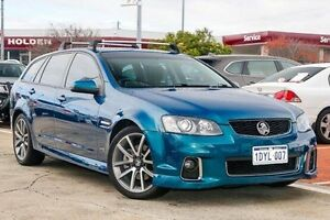 2012 Holden Commodore VE II MY12 SS V Sportwagon Blue 6 Speed Sports Automatic Wagon Victoria Park Victoria Park Area Preview