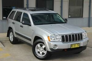 2007 Jeep Grand Cherokee WH Laredo (4x4) Champagne 5 Speed Automatic Wagon Blacktown Blacktown Area Preview