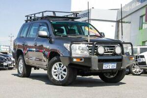 2009 Toyota Landcruiser VDJ200R Sahara Grey 6 Speed Sports Automatic Wagon
