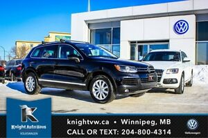 2014 Volkswagen Touareg Comfortline AWD 0.99% Financing Availabl