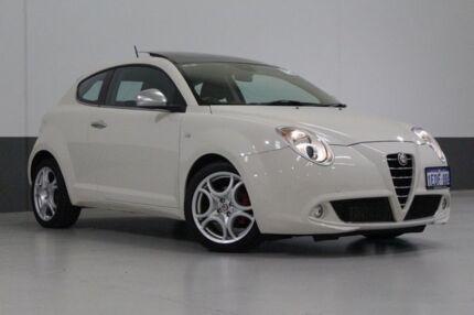 2013 Alfa Romeo Mito Distinctive Cream 6 Speed Auto Dual Clutch Hatchback