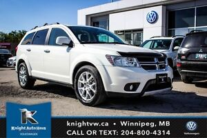 2015 Dodge Journey R/T AWD w/ DVD Player/Navigation/Leather/Sunr
