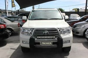 2012 Toyota Landcruiser VDJ200R 09 Upgrade Sahara (4x4) 6 Speed Automatic Wagon Mitchell Gungahlin Area Preview