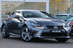 2014 Lexus RC350 GSC10R Luxury Silver 8 Speed Automatic Coupe Zetland Inner Sydney Preview