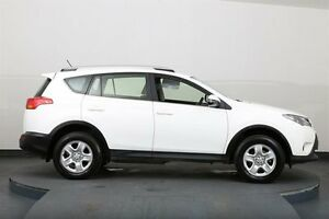2014 Toyota RAV4 ASA44R GX (4x4) White 6 Speed Automatic Wagon Smithfield Parramatta Area Preview