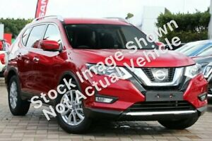 2018 Nissan X-Trail T32 Series 2 ST-L (2WD) Ruby Red Continuous Variable Wagon