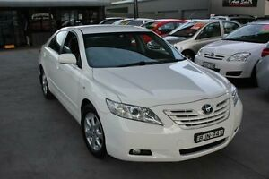 2007 Toyota Camry ACV40R Ateva White 5 Speed Automatic Sedan Mitchell Gungahlin Area Preview
