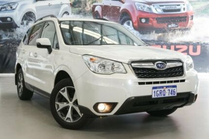 2015 Subaru Forester S4 MY15 2.5i-L CVT AWD White 6 Speed Constant Variable Wagon Rockingham Rockingham Area Preview