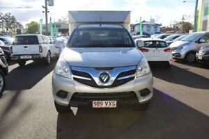 2014 Foton Tunland P201 Silver 5 Speed Manual Utility