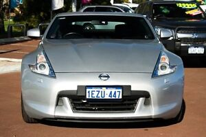2011 Nissan 370Z Z34 MY11 Silver 7 Speed Sports Automatic Coupe Cannington Canning Area Preview