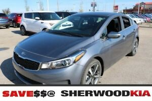 2018 Kia Forte EX+ (AT) HEATED SEATS, HEATED STEERING WHEEL, SUN
