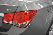 2010 Holden Cruze JG CDX Pewter Grey 6 Speed Sports Automatic Sedan Brooklyn Brimbank Area Preview