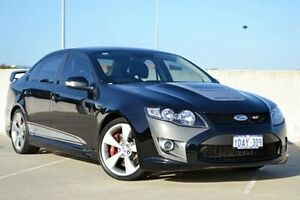 2009 Ford Performance Vehicles GT FG Black 6 Speed Sports Automatic Sedan Midland Swan Area Preview