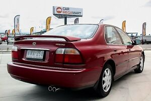 1996 Honda Accord VTi Maroon 4 Speed Automatic Sedan Pakenham Cardinia Area Preview