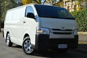 2015 Toyota HiAce KDH201R LWB White 4 Speed Automatic Van Hyde Park Unley Area Preview