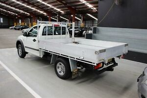 2008 Holden Rodeo RA MY08 LX White 5 Speed Manual Cab Chassis Maryville Newcastle Area Preview