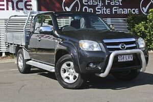 2009 Mazda BT-50 UNY0E4 SDX Freestyle Black 5 Speed Manual Utility Mount Gravatt Brisbane South East Preview
